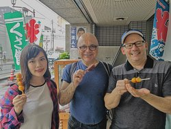 Yanaka Historical Walking Tour in Tokyo's Old Town with Mana The Banana