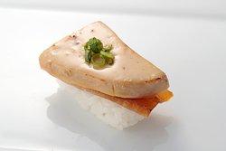 Broiled Foie Gras