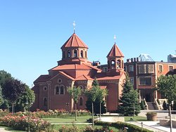The Armenian Apostolic Church