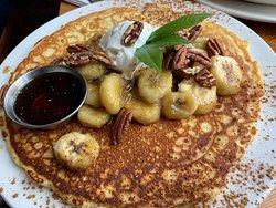 Breakfast @ Blue Fox