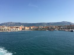 Boat - Split to Vis