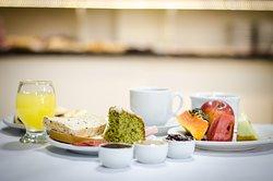 Buffet do Café-da-Manhã