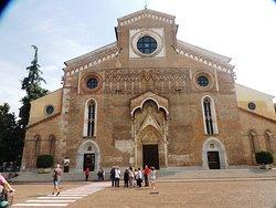 Facciata Cattedrale di Udine