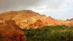Fotos de la excursión al desierto de Mezourga