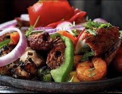 Mix tandoori grill