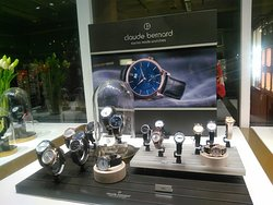 Claude Bernard watches - all with Saphire glass