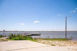 Lake Kirby in Abilene, Texas