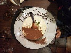 Bolo de aniversário por conta da casa / Cabaña Las Lilas, Buenos Aires