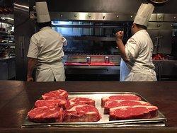 Detalhes das carnes e da parrilla / Cabaña Las Lilas, Buenos Aires