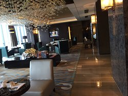 Executive Lounge on 24th floor
