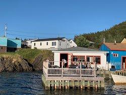 the wharf!
