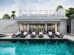 Chanalai Romantica Resort - BAR