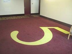 very nice carpets