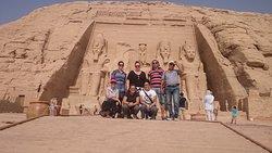 Abu Simbe  Abu Simbel, Egypt