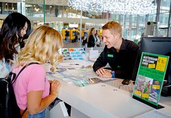 Rotterdam Tourist Information CS