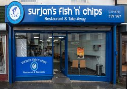 Surjan's Fish and Chips Restaurant and Takeaway