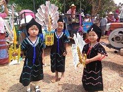 Danu Tribe in Myanmar!