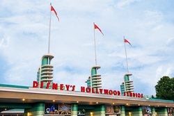 Taman Hiburan Hollywood Studios Disney