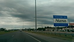 Welcome to Arkansas- the Gem State