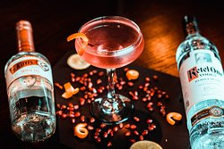 Cosmopolitan by our bar manager Sophie