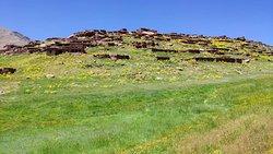 Azibs (Lazib) Transumance village of oukaimeden transhumance pasture reserve