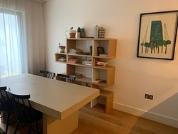 Room 102 - Dining area