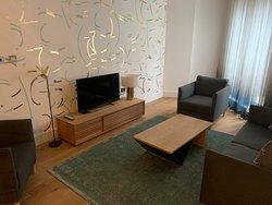 Room 102 - Living room area