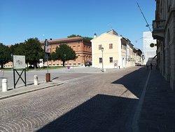 Piazza d' Armi - Sabbioneta