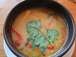 Loved the Tom Yum soup.