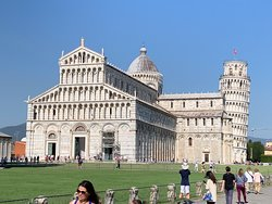Pisa Cathedral & Leaning Tower of Pisa