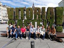19 de agosto del 2019. FREE TOUR EN VITORIA-GASTEIZ. GRACIAS POR CONFIAR EN GUIARTU