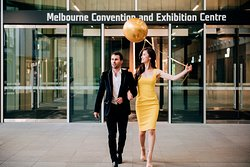 Direct access into Melbourne Convention and Exhibition Centre (MCEC).