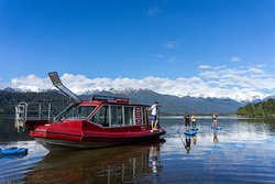 Boat and SUP tour! An absolute MUST DO!