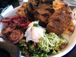 Heerlijke Libanese Tapas