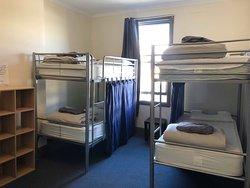 Room D1 - 6 Bed Deluxe Dorm