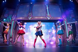 Pretty Guardian Sailormoon -SHINING MOON TOKYO-