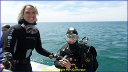 Sortie plongée sous marine