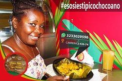 Satisfied our customers with the best taste of the typical.  Satisfechos nuestros clientes con el mejor sabor de lo típico.