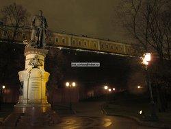 Alexander I, Alexander Gardens, Kremlin, Moscow