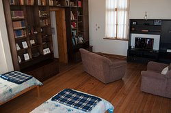 In our Frieda Apartment you can find two extra beds inside the lounge in case they are needed