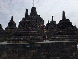 巨大な仏教寺院
