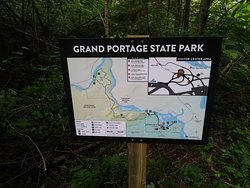 Grand Portage!