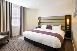 Premier Inn accessible room