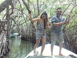 Madu river boat safari ride Balapitiya  Sri Lanka  www.jemstours.com