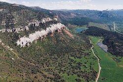 "Falls Creek Archaeological Site, AKA ""The Hidden Valley"""