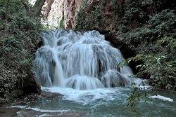 La Cascada Iris