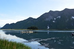 Pederson Glacier Lagoon