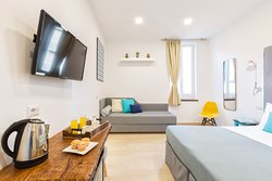 Triple bedroom fully equipped