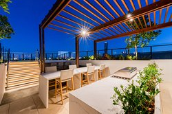 No 1 Rooftop BBQ Area