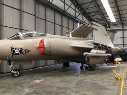 Other side of the buccaneer